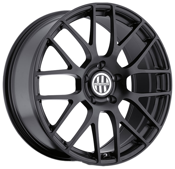Диск литой 22x9.0J  5x130 Innsbruck Matt Black Victor Equipment  ET56 / 71