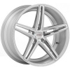 Диск литой 20x9.0J  5x120 V-015 MATTE-GRAPHITE-MACHINED Vissol  ET35 / 74.1